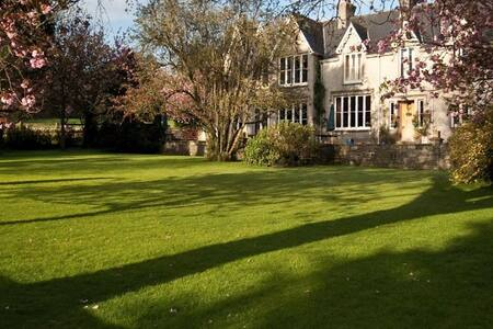 Parc-Le-Breos (Family Room for 3) - Penmaen - Bed & Breakfast