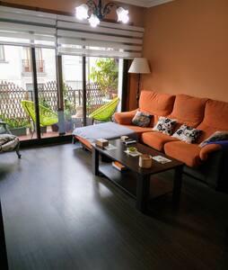 Apartamento moderno y acogedor