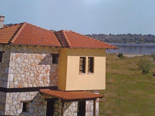 Alkioni stone house - Vourvourou - Huoneisto