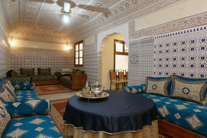Appartement Marrakchi 85 m2 clim, parking free... - มาร์ราเกช - อพาร์ทเมนท์