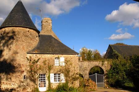 The Farmhouse cottage at the Château de Flottemanville - Flottemanville