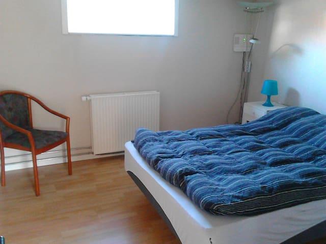 2 værelser nær Legoland / Billund - (2 zimmer) - Hejnsvig - Apartment