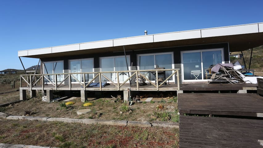 Casa Rocas del Mar para 9 personas