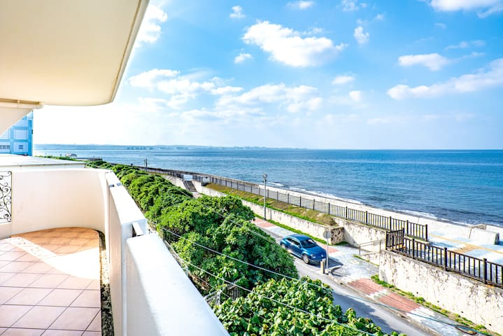 *30sec to the sea*Gorgeous condo with ocean view#A