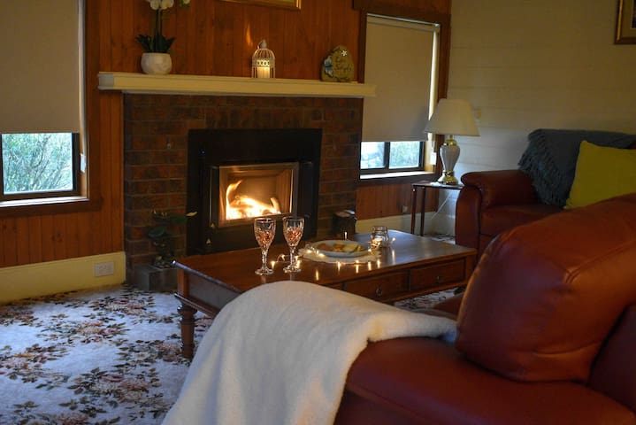 Country Cottage- warm, comfortable & peaceful