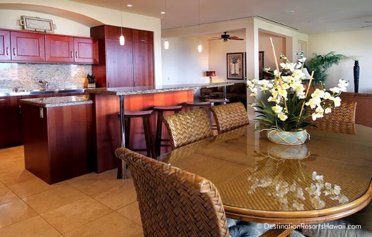 Wailea Beach Villas Penthouse 202 - 2Bd Gardenview - Kihei - Villa