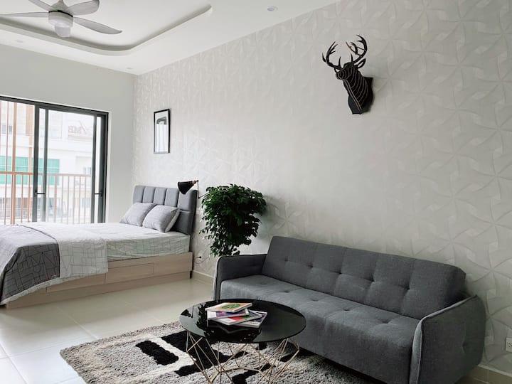 Căn hộ Studio cao cấp số 1 TP Biên Hòa- rẻ và đẹp