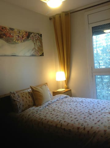 Cozy Room in Center, 3 min from Ramblas
