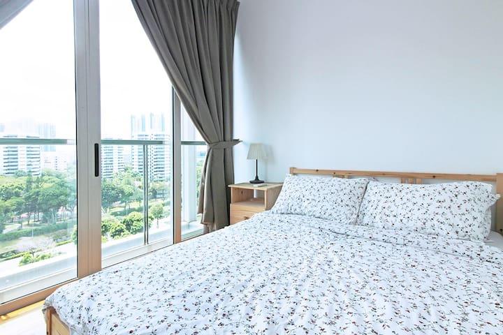 Cosy 2BR pent hse at Jurong/Clementi/Pasir Panjang