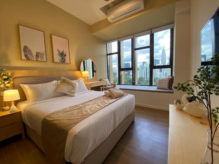 Stylish Designer Suite in Kuala Lumpur City Center