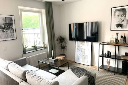 Bright apartment with all you need