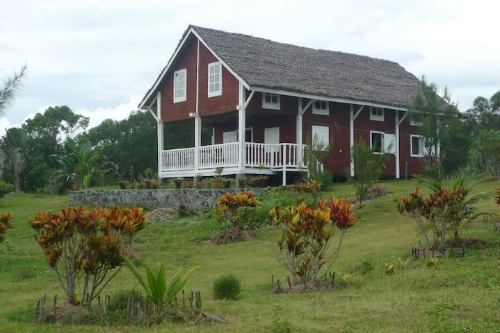Oceanview - Toamasina - House