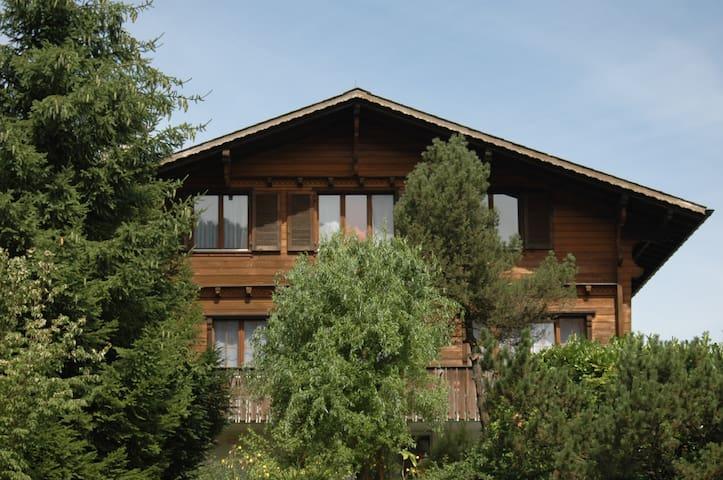 Wohnen im Einfamilienhaus im grünen - Ebikon - Casa