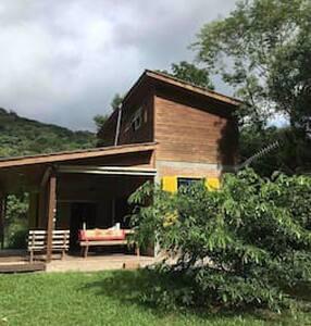 Casa em Maquiné -  Sitio vale das borboletas