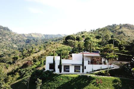 Naturaleza, paisaje, comodidad, y tranquilidad