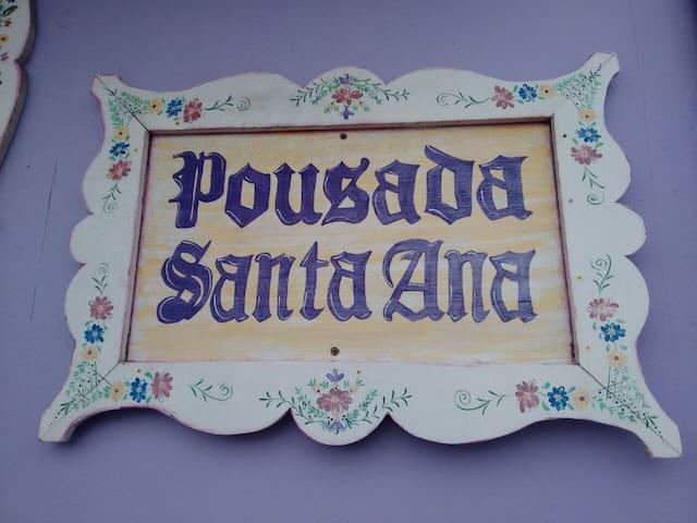 Pousada Santa Ana - Florianópolis - Bed & Breakfast