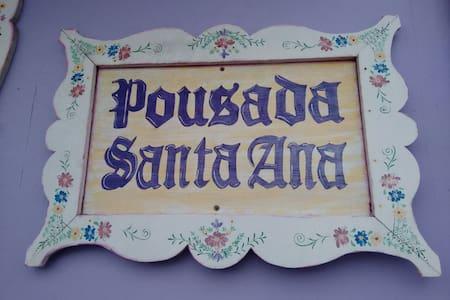 Pousada Santa Ana - Florianópolis - Oda + Kahvaltı