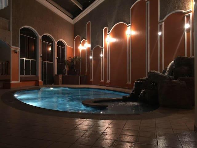 BAE Pool House