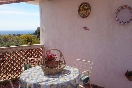Appartamento in villa vista mare - Plemmirio