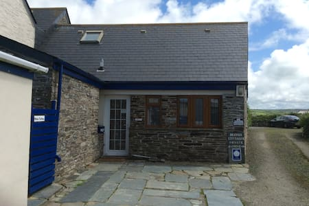 Beaver Cottages - The Smithy, close to Tintagel - Tregatta - Hus