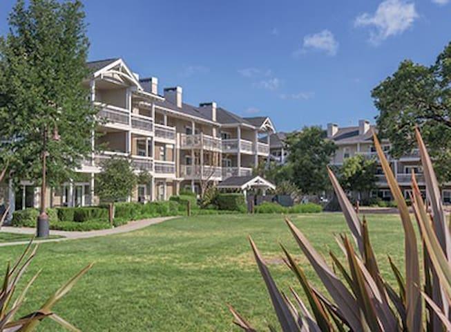 WorldMark Windsor, CA - Windsor - Appartement en résidence