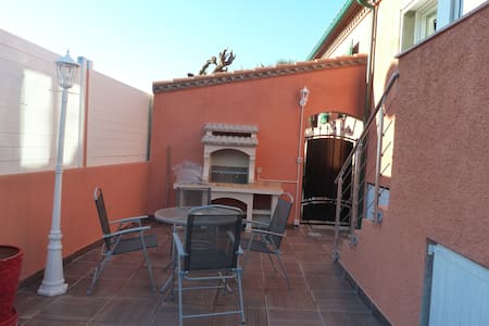 Location vacances ou cure thermale - Saint-Jean-Pla-de-Corts - Talo