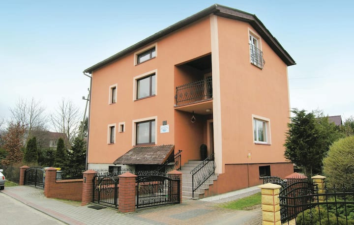 Awesome home in Stezyca with WiFi and 2 Bedrooms
