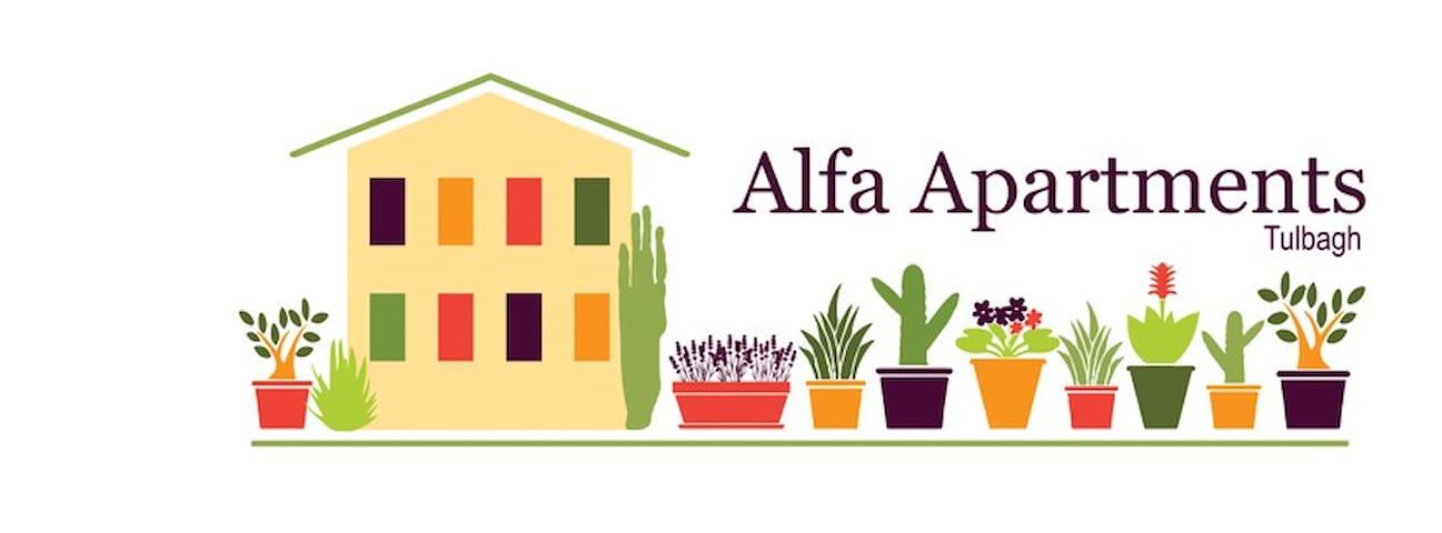 Alfa Apartments Studio No 7 - Sleeps max 2 people - Tulbagh - Leilighet