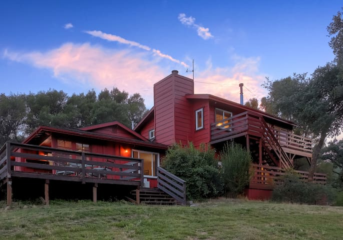 The Bass Lake Adventure House