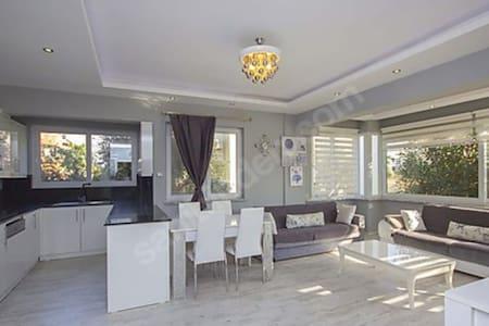 2+1 Family Apartment in Türkler Alanya