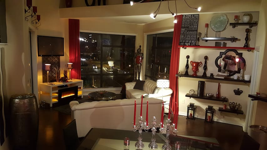 Uptown Charlotte Luxury Apartment - Charlotte - Apartment
