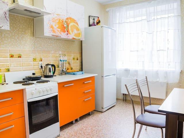 Квартира в красивом месте у Московского проспекта - Voronez - Daire