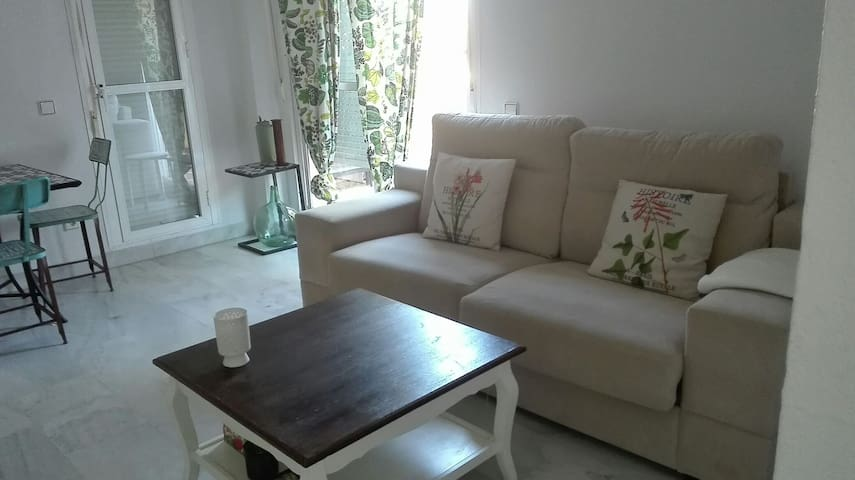 Un lugar ideal para visitar Sevilla - Tomares - Appartement