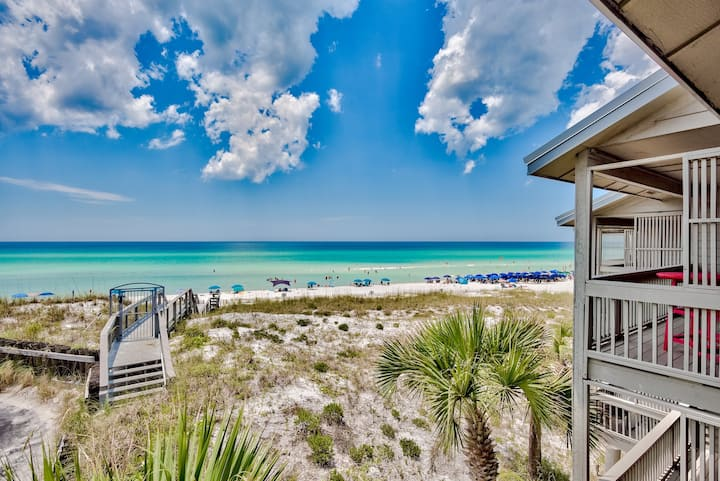 Beachfront Walton Dunes in Seagrove