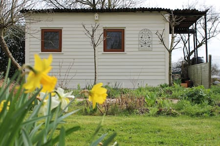 The Cabin at Green Hills - Wedmore - Cabana
