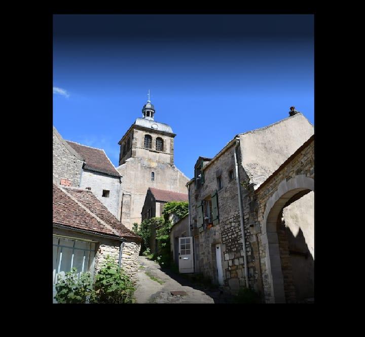 Gite de charme en plein cœur de Vézelay