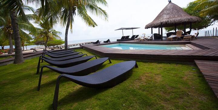 Barú - Magnificent Island Beachside Property