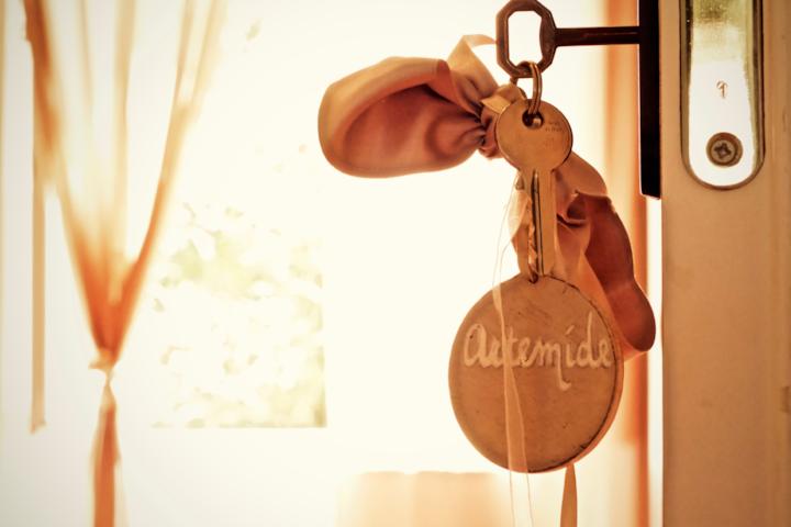 Camera matrimoniale/o doppia con letti singoli