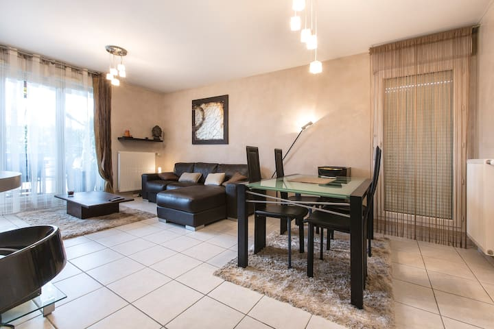 T3 charming & design - 68m2 + 80m2 terrasse - La Ravoire - Apartmen