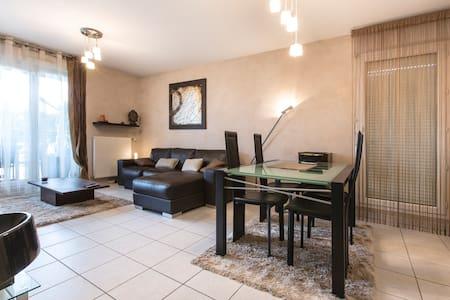 T3 charming & design - 68m2 + 80m2 terrasse - La Ravoire - Byt