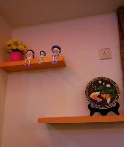 整洁大方干净温馨的小屋 - Suqian Shi