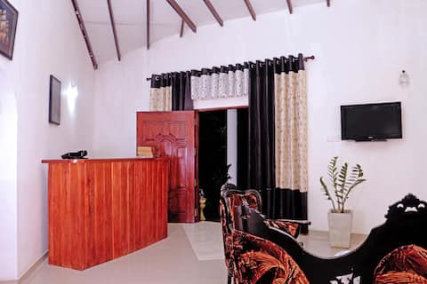 gammedda resort (standed triple room)air condition
