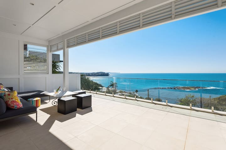 Exclusive Northern Beaches Ocean View Estate