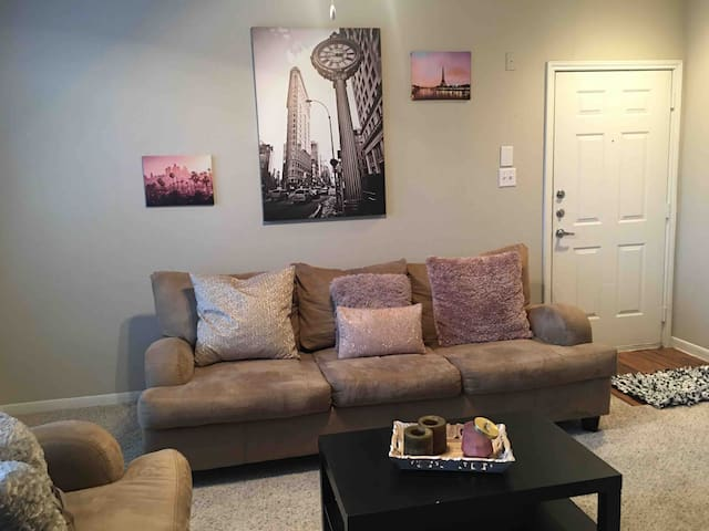 Clean Fully Furnished Entire Apartment Home