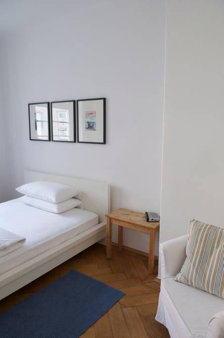 Das Gästezimmer I The guest room