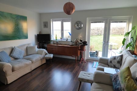 Simple and relaxed home by the sea - Portreath - 独立屋