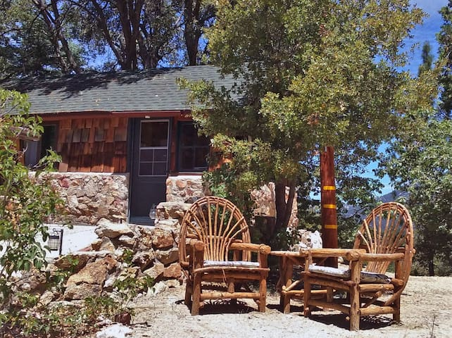 My Deer Cottage - Idyllwild-Pine Cove - Pensió