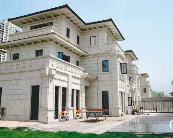 瑶湖别墅区