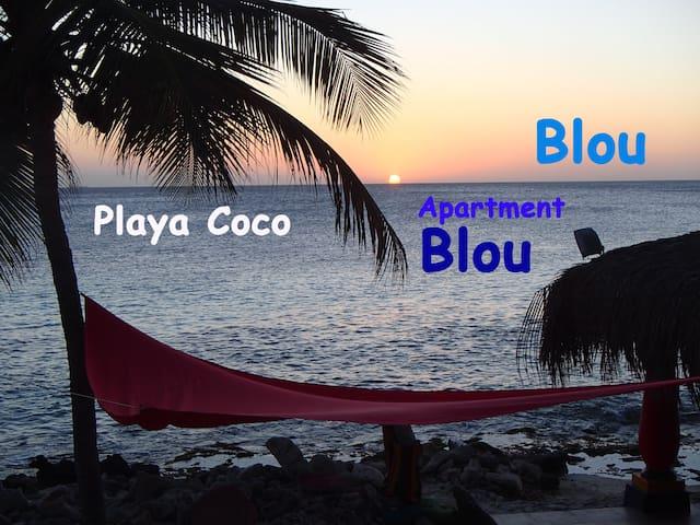 PlayaCoco het mooiste uitzicht op Caribische zee B