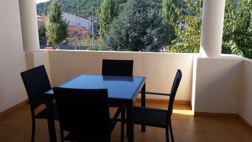 Apart.1HAB(4personas) PLAYA LA MORA - Tarragona - Apartament